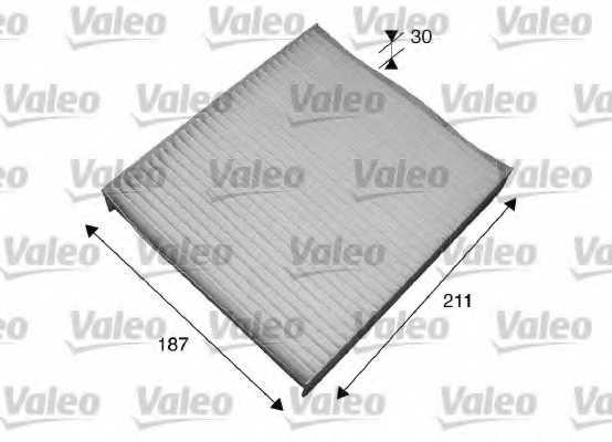 Фильтр салонный VALEO 715551 - изображение