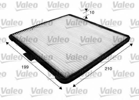 Фильтр салонный VALEO 715588 - изображение