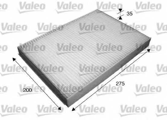 Фильтр салонный VALEO 715597 - изображение