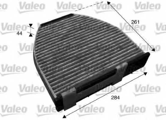 Фильтр салонный VALEO 715600 - изображение