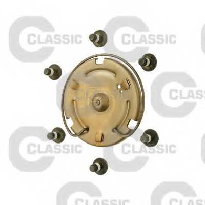 Комплект сцепления VALEO 786011 - изображение