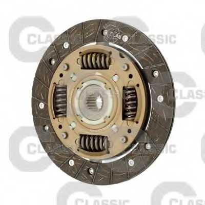 Комплект сцепления VALEO 786014 - изображение 2