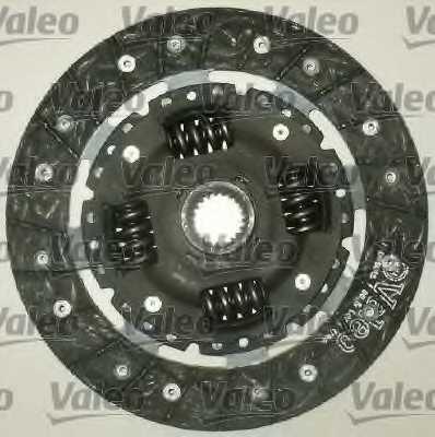 Комплект сцепления VALEO 801034 - изображение 2