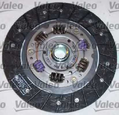 Комплект сцепления VALEO 801246 - изображение 2