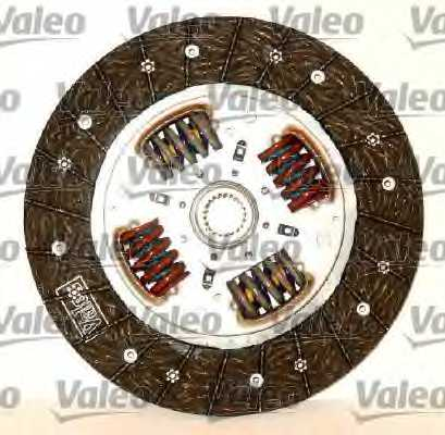 Комплект сцепления VALEO 801303 - изображение 2