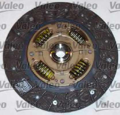 Комплект сцепления VALEO 801314 - изображение 2