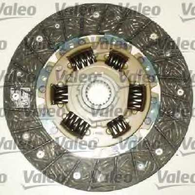 Комплект сцепления VALEO 801391 - изображение 2
