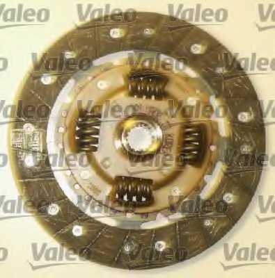Комплект сцепления VALEO 801454 - изображение 2