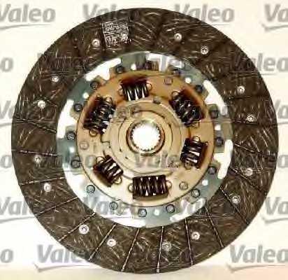 Комплект сцепления VALEO 801470 - изображение 2