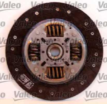Комплект сцепления VALEO 801693 - изображение 2
