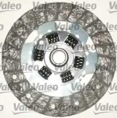 Комплект сцепления VALEO 801930 - изображение 2