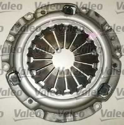 Комплект сцепления VALEO 801930 - изображение
