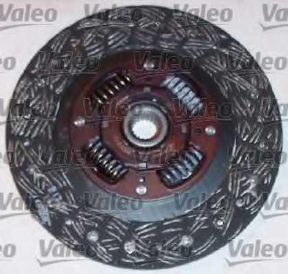 Комплект сцепления VALEO 801962 - изображение 2
