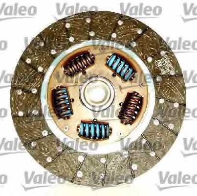 Комплект сцепления VALEO 801993 - изображение 2