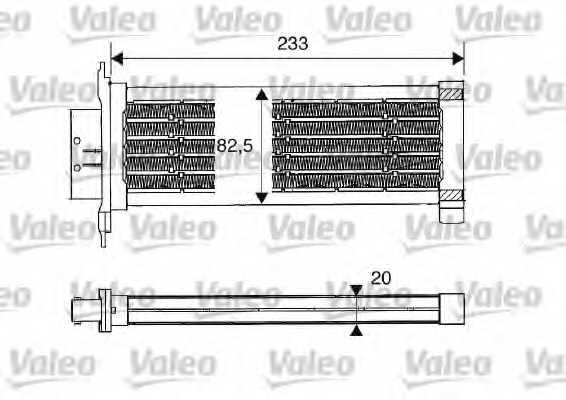 Автономное отопление VALEO 812235 - изображение