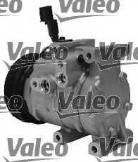 Компрессор кондиционера <b>VALEO 813374</b> - изображение
