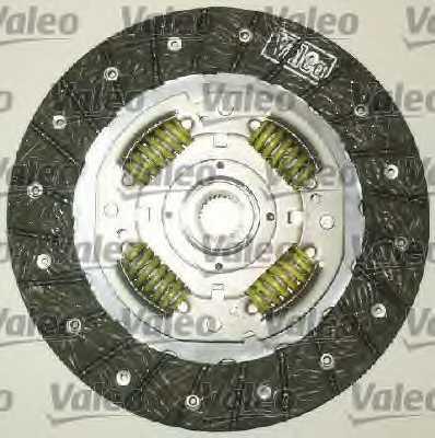 Комплект сцепления VALEO 821078 - изображение 2