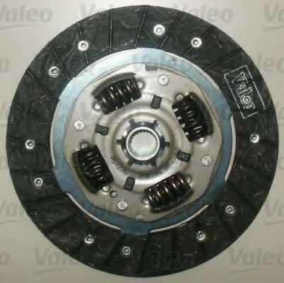 Комплект сцепления VALEO 821091 - изображение 1