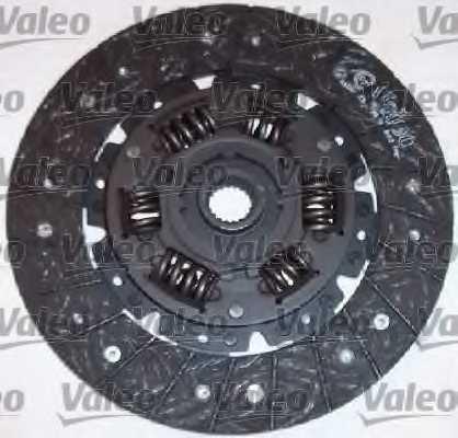 Комплект сцепления VALEO 821114 - изображение 2