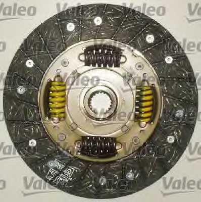 Комплект сцепления VALEO 821119 - изображение 2