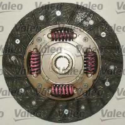 Комплект сцепления VALEO 821120 - изображение 2