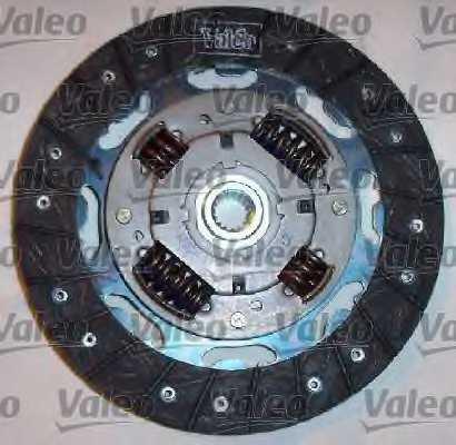 Комплект сцепления VALEO 821157 - изображение 2