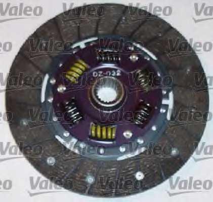 Комплект сцепления VALEO 821295 - изображение 2