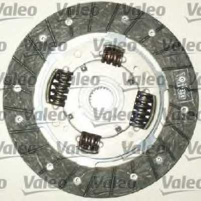 Комплект сцепления VALEO 821321 - изображение 1