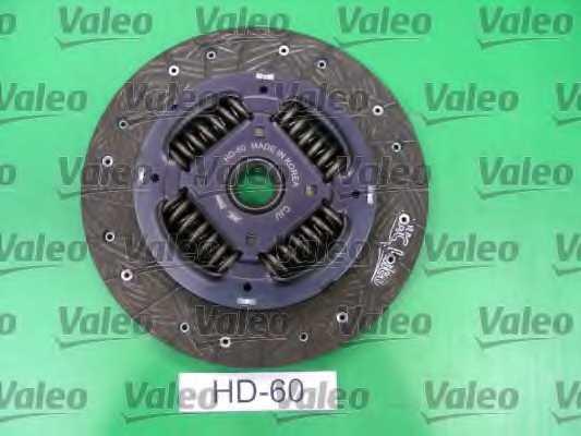 Комплект сцепления VALEO 821350 - изображение 1
