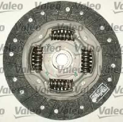 Комплект сцепления VALEO 821357 - изображение 2