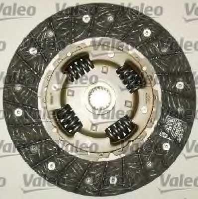 Комплект сцепления VALEO 821384 - изображение 2