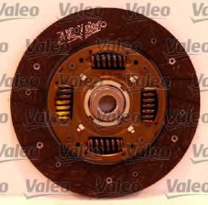 Комплект сцепления VALEO 821411 - изображение 2