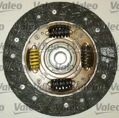 Комплект сцепления VALEO 821416 - изображение 2