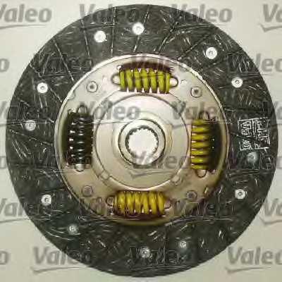 Комплект сцепления VALEO 821419 - изображение 2