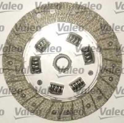 Комплект сцепления VALEO 821422 - изображение 2