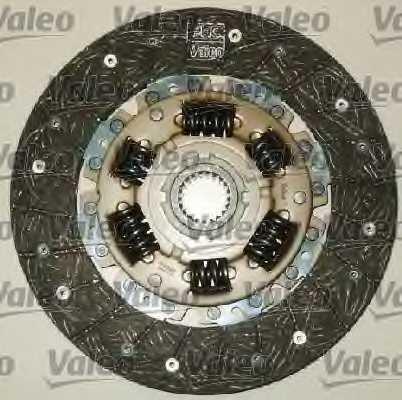 Комплект сцепления VALEO 821439 - изображение 2