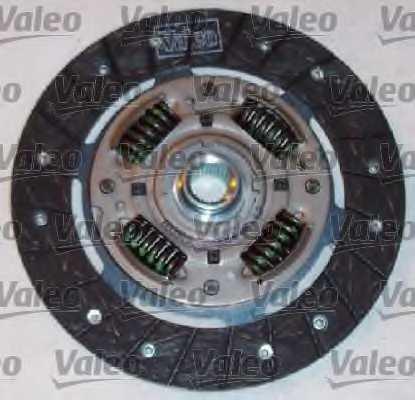 Комплект сцепления VALEO 821494 - изображение 2