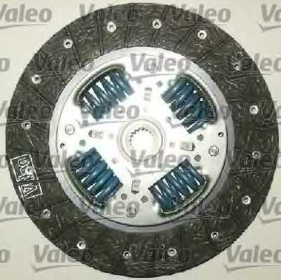 Комплект сцепления VALEO 826033 - изображение 2