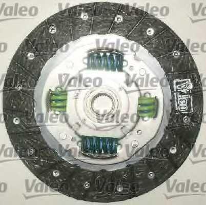Комплект сцепления VALEO 826034 - изображение 1