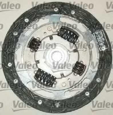 Комплект сцепления VALEO 826048 - изображение 1