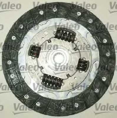 Комплект сцепления VALEO 826055 - изображение 1