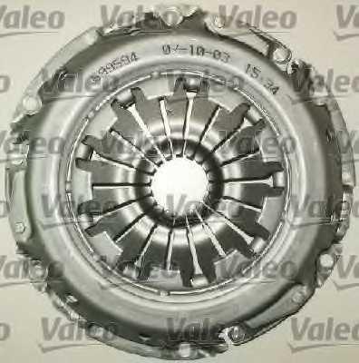 Комплект сцепления VALEO 826055 - изображение