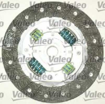Комплект сцепления VALEO 826205 - изображение