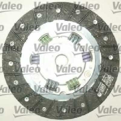 Комплект сцепления VALEO 826206 - изображение 1