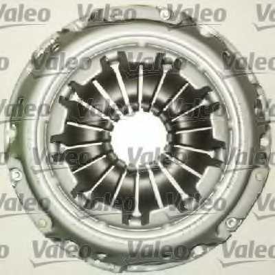 Комплект сцепления VALEO 826206 - изображение