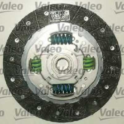 Комплект сцепления VALEO 826207 - изображение 1