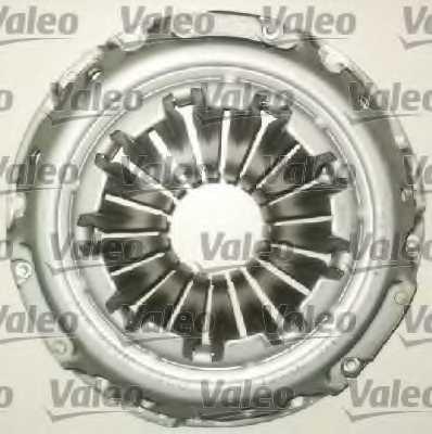 Комплект сцепления VALEO 826207 - изображение