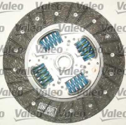 Комплект сцепления VALEO 826208 - изображение 1