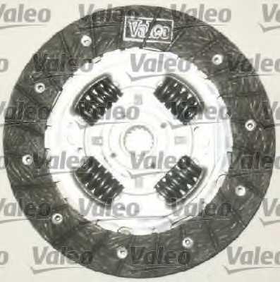 Комплект сцепления VALEO 826211 - изображение 2