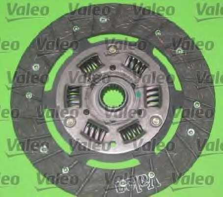 Комплект сцепления VALEO 826222 - изображение 2
